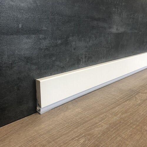 """Wiesemann Licht - Sockelleiste / Licht - Fußleiste Sockelleiste """"Predosa""""..."""