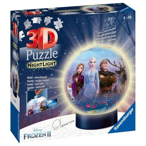 Disney Die Eiskönigin Ravensburger - 3D Puzzle: Nachtlicht die Eiskönigin 2