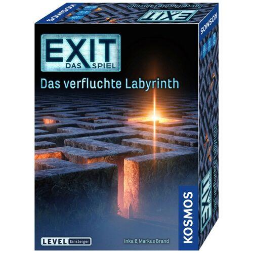 EXIT - Das verfluchte Labyrinth