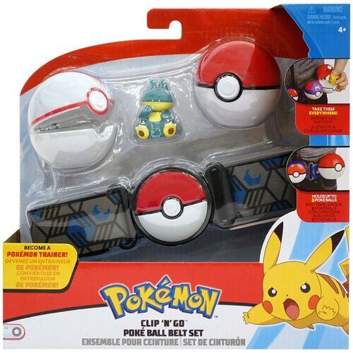 Pokémon - Clip 'N' Go Pokéball Gürtel