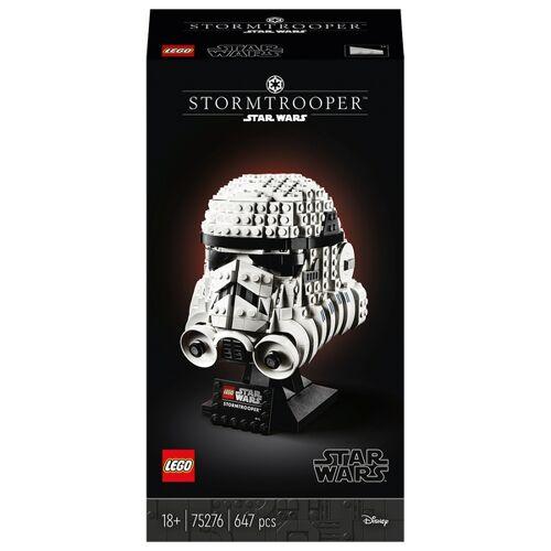 LEGO Star Wars 75276 Sturmtruppen Helm, 647 Teile