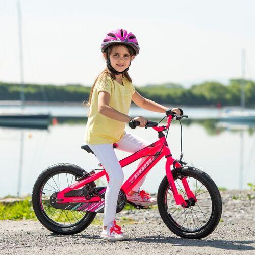 Our Generation 16 Zoll Mountainbike Mädchen Fahrrad Kinderfahrrad Team Gx-16, Pink