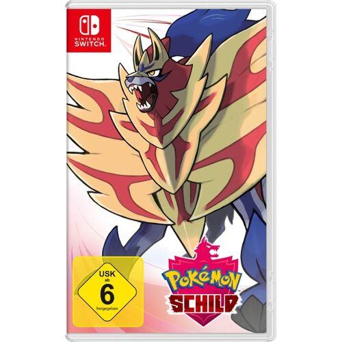 Pokémon Nintendo - Switch: Pokémon Schild