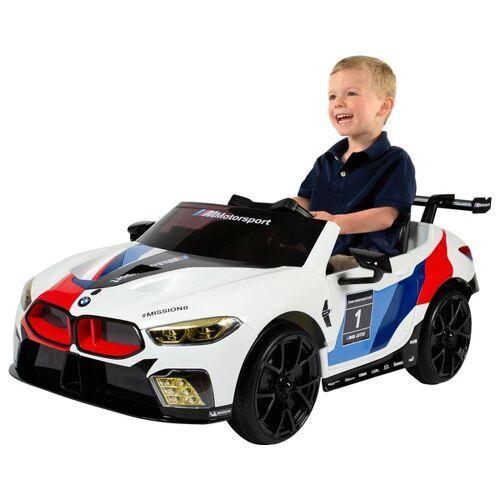 BMW M8 GTE 12V mit Fernsteuerung