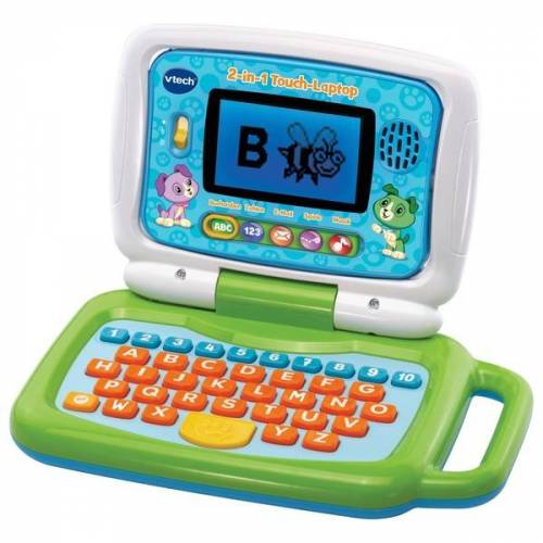 VTech - 2-in-1 Touch-Laptop