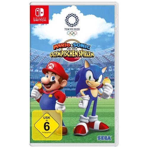 Nintendo - Switch: Mario & Sonic bei den Olympischen Spielen: Tokyo 2020