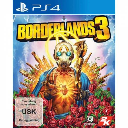 Sony PS4: Borderlands 3