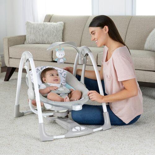 Ingenuity Babyschaukel Convert me 2 Raylan