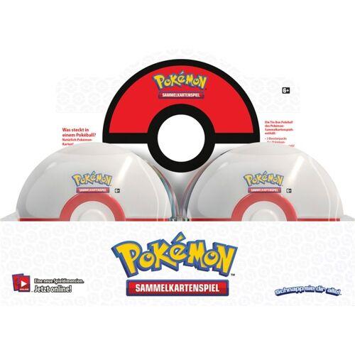 Pokémon - Pokéball Tin, sortiert