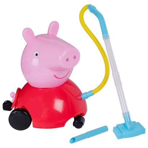 Peppa Pig mit Staubsauger