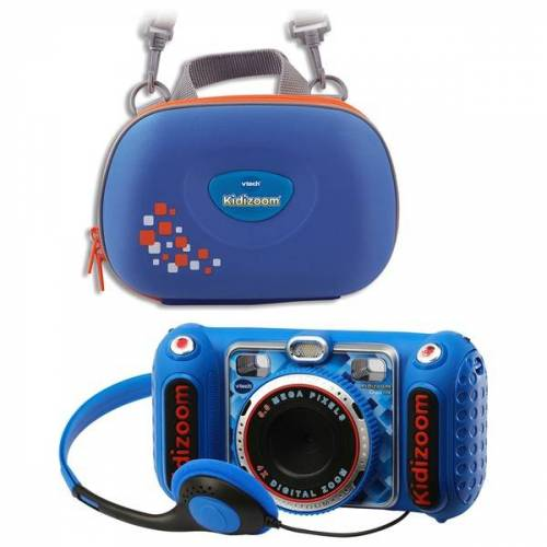 VTech Kidizoom Duo DX Digitalkamera, blau