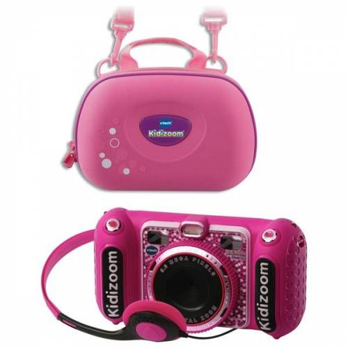 VTech Kidizoom Duo DX Digitalkamera, pink