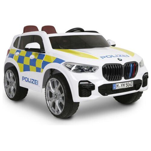 BMW X5 Polizei mit RC