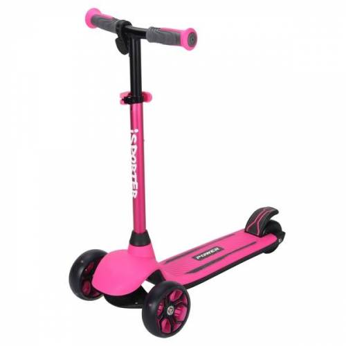 I-Sporter iSporter Elektro Scooter 2 in 1 pink