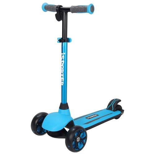 I-Sporter iSporter Elektro Scooter 2 in 1 blau