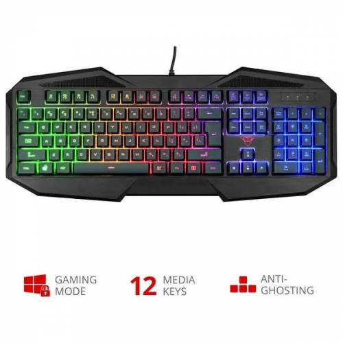 Trust GXT 830-RW Avonn Gaming-Tastatur