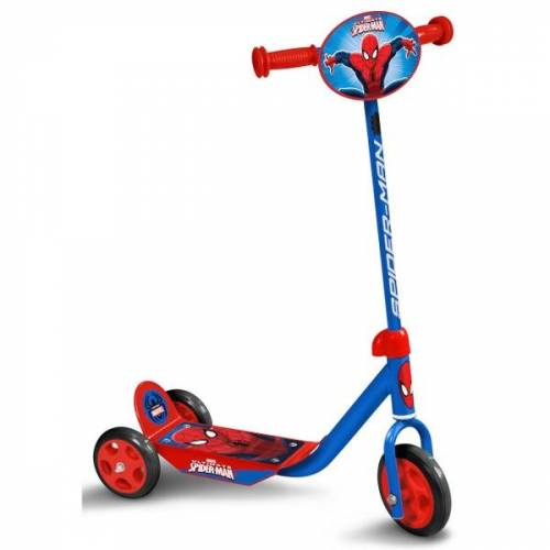 Triscooter Spiderman