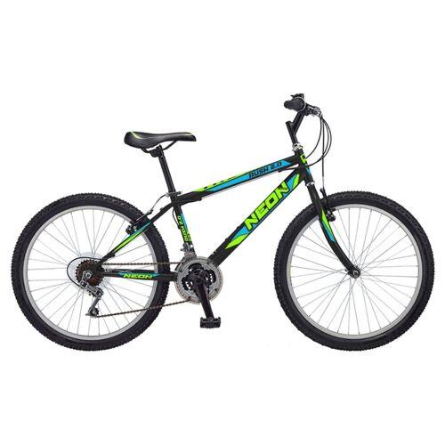 24 Zoll MTB Fahrrad Neon