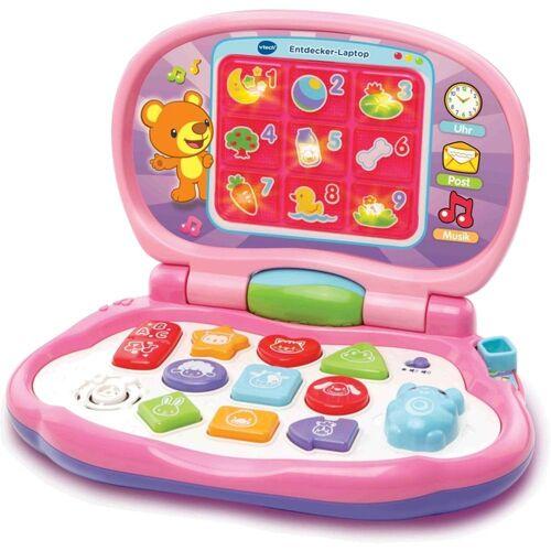VTech - Entdecker Laptop, pink