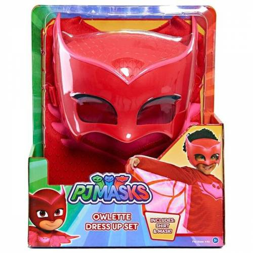 PJ Masks - Kinderkostüm und Maske Set: Catboy