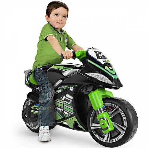 Juguetera Injusa - Motorrad Kawasaki
