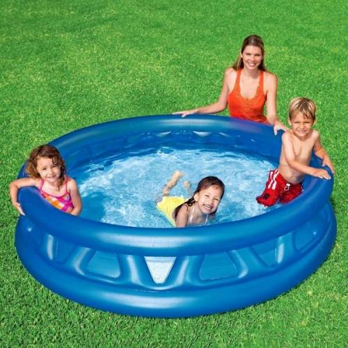Intex - Pool Soft Side, 188 x 46 cm Planschbecken