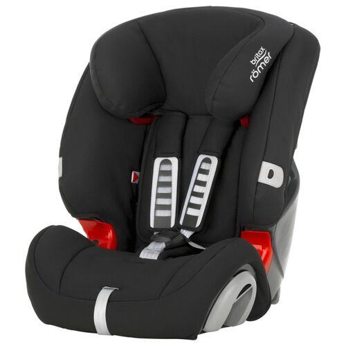 Britax-Roemer Britax Römer - Kindersitz Evolva 1-2-3, Cosmos Black
