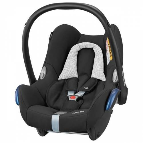 Maxi-Cosi - Babyschale Cabrio-Fix, Black Grid