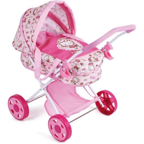 Hello Kitty Hauck Toys - Puppenwagen, Hello Kitty