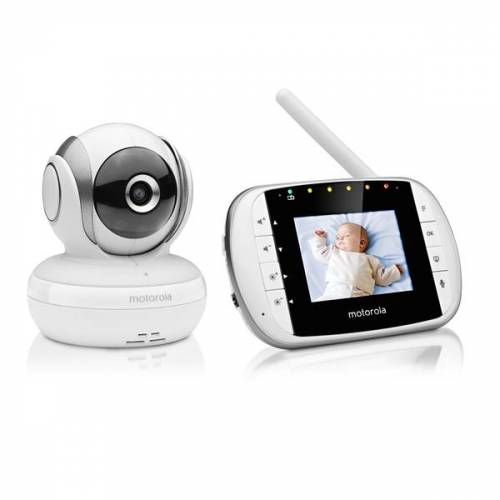 Motorola - Babyphone MBP33S mit Kamera