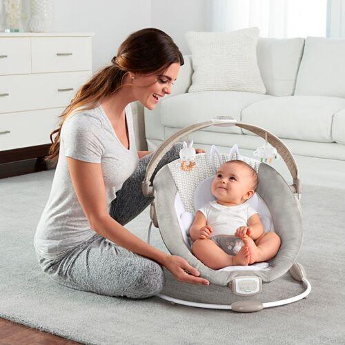 Ingenuity - Babywippe InLighten Twinkle Bunny