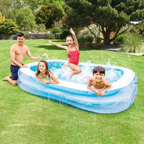 Intex - Pool Family Center, 260 x 175 x 56 cm Planschbecken