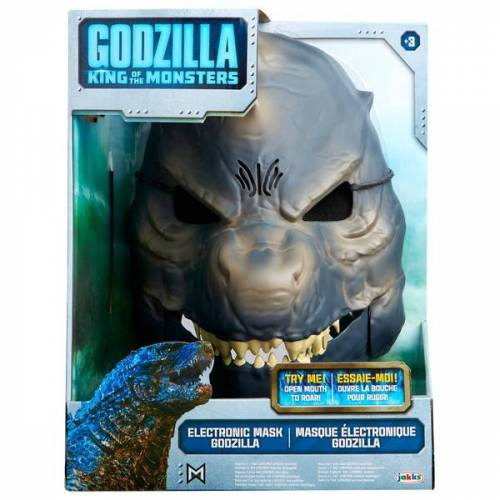 Godzilla - King of Monsters: Godzilla Maske