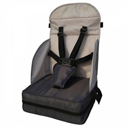 Beangel Stuhl-Sitzerhöhung, grau