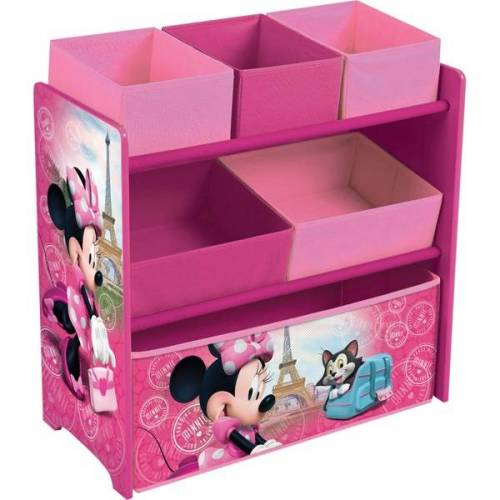 Disney Mickey & Minnie Minnie Maus Aufbewahrungsregal