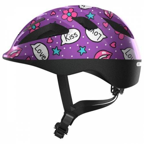 ABUS Fahrradhelm Smooty 2.0 purple space Gr. S