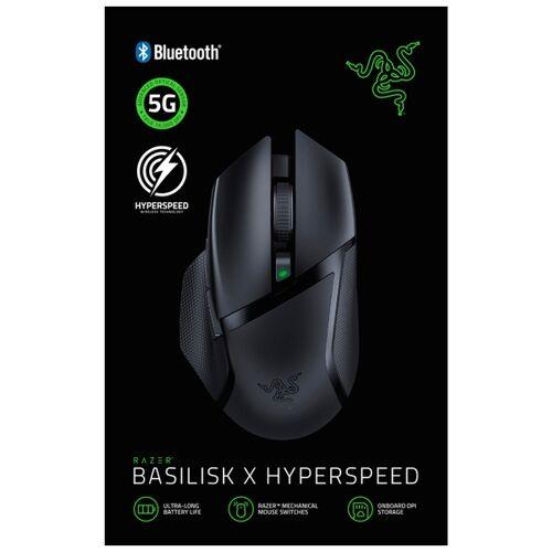 Razer Basilisk X HyperSpeed Wireless Gaming Maus