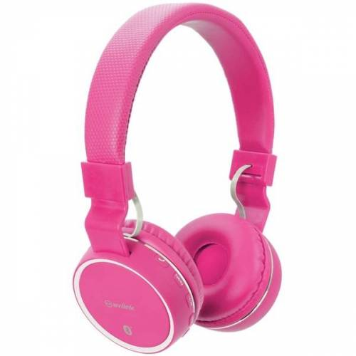 av.link - Wireless Bluetooth Kopfhörer, pink