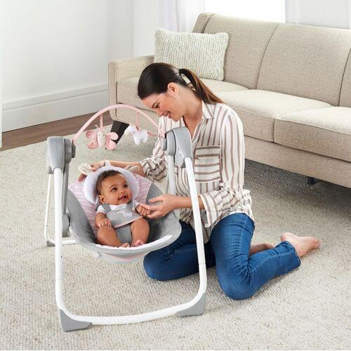 Ingenuity Babyschaukel Comfort 2Go Flora