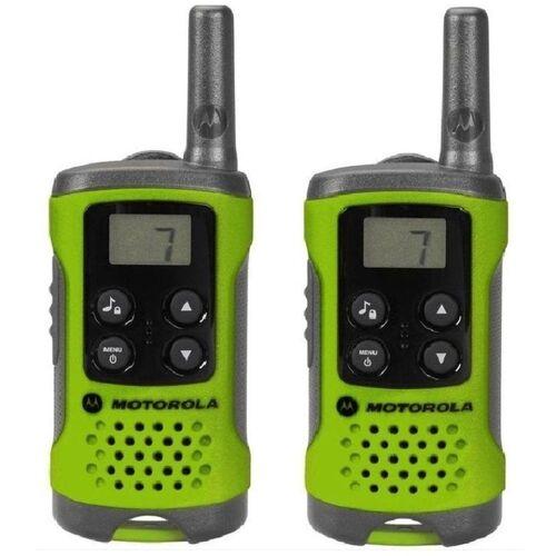 Motorola - Funkgerät TLKR T41, grün