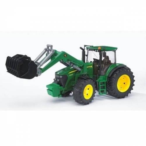 Bruder - John Deere 7930 Traktor mit Frontlader