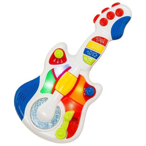 Big Steps - Meine erste Rock- und Spin-Gitarre