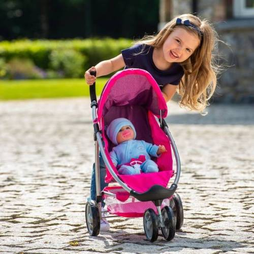 Lucy Jogger Puppenwagen