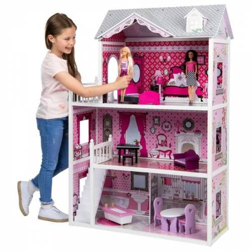 Isabelles Puppenhaus
