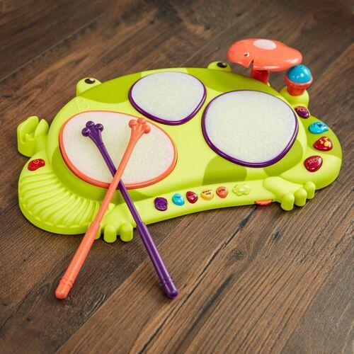 B. - Frosch-Trommel-Set