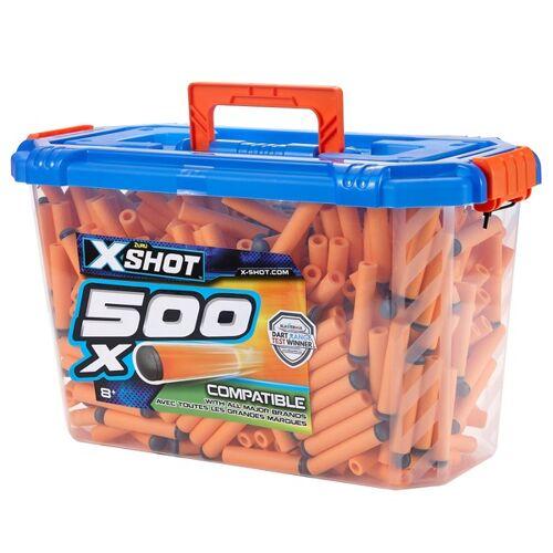 X-Shot - 500er Darts Nachfüllpack