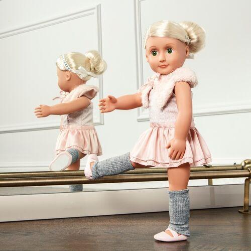 Our Generation - Ballett-Puppe Alexa