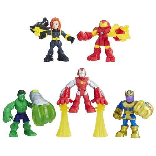 Marvel - The Avengers: Playskool Heroes, 5er Pack