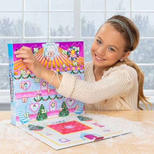 Hatchimals - CollEGGtibles: Adventskalender