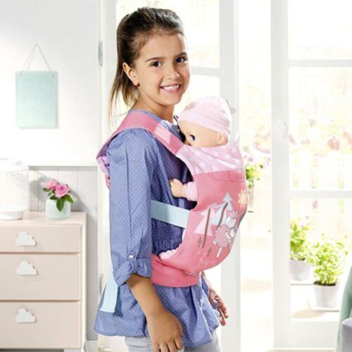 Baby Annabell - Babytrage, rosa
